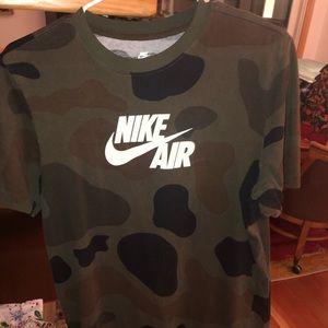Men's Nike T-Shirt — Womens T-Shirt Dress